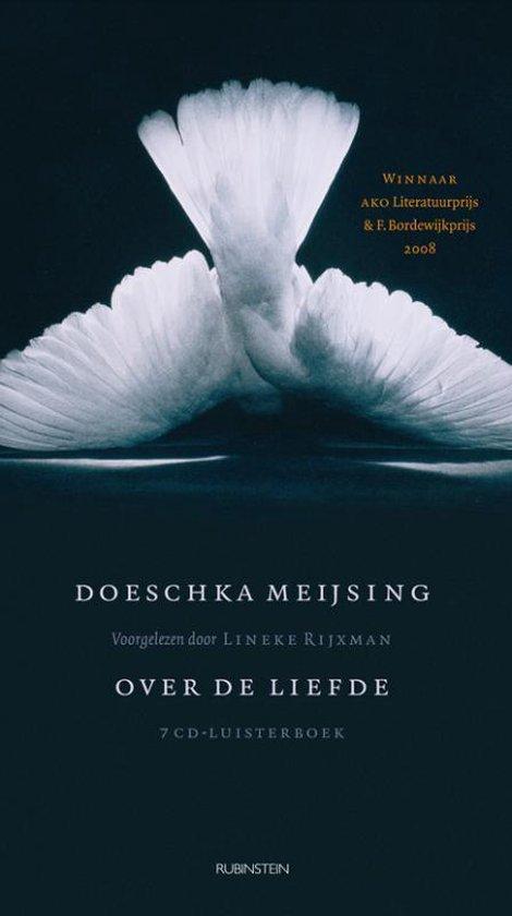 Over De Liefde 7 Cd-Luisterboek