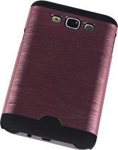 Wicked Narwal | Lichte Aluminium Hardcase voor Samsung Galaxy E7 Roze
