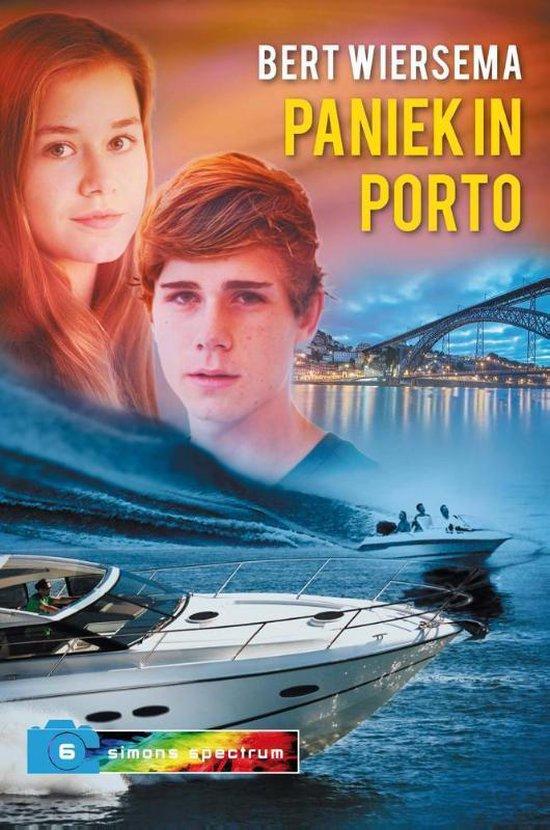 Paniek in Porto - Bert Wiersema |