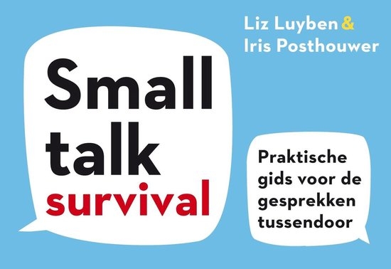 Smalltalk Survival - Iris Posthouwer |