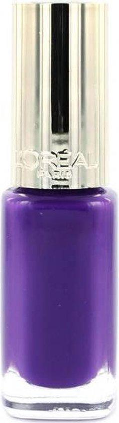 L'Oréal Paris Color Riche Le Vernis - 829 Atomic Purple - Nagellak