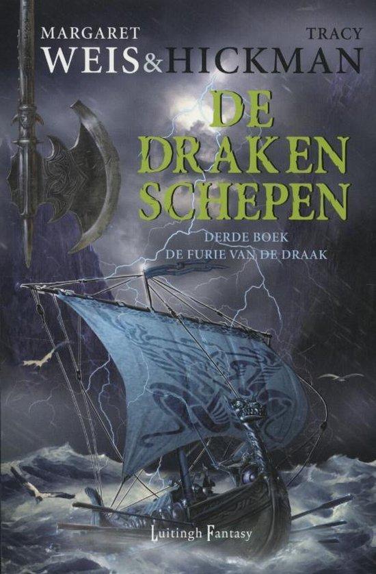 Drakenschepen 3 - De furie van de draak - Margaret Weis   Fthsonline.com