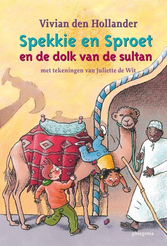 Spekkie en Sproet en de dolk van de sultan - Vivian den Hollander  