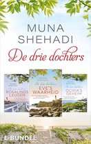 Boek cover De drie dochters van Muna Shehadi (Onbekend)