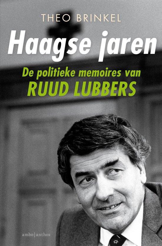 Boek cover Haagse jaren van Theo Brinkel (Paperback)