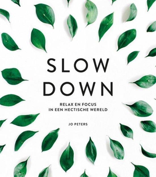 Slow down - Jo Peters |
