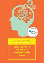 Kritisch denken binnen het verpleegkundig proces, 6e editie met MyLab NL toegangscode