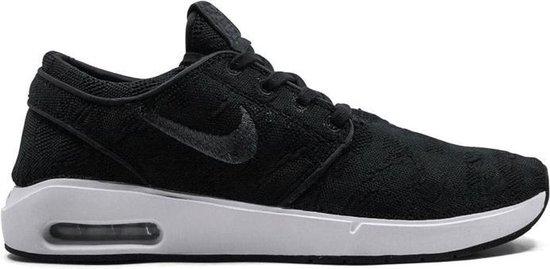 Nike SB Air Max Janoski 2 Zwart Wit Heren Sneaker AQ7477 001 Maat 44