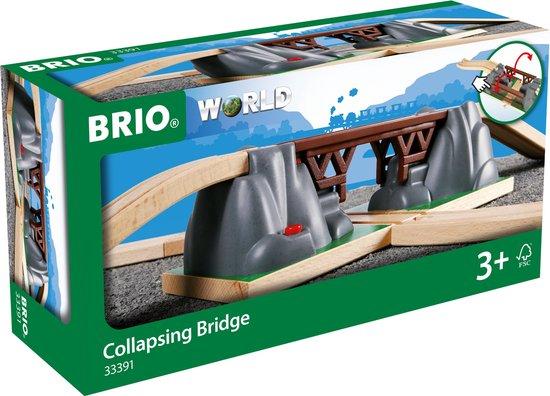 Afbeelding van BRIO Instortende brug - 33391 speelgoed
