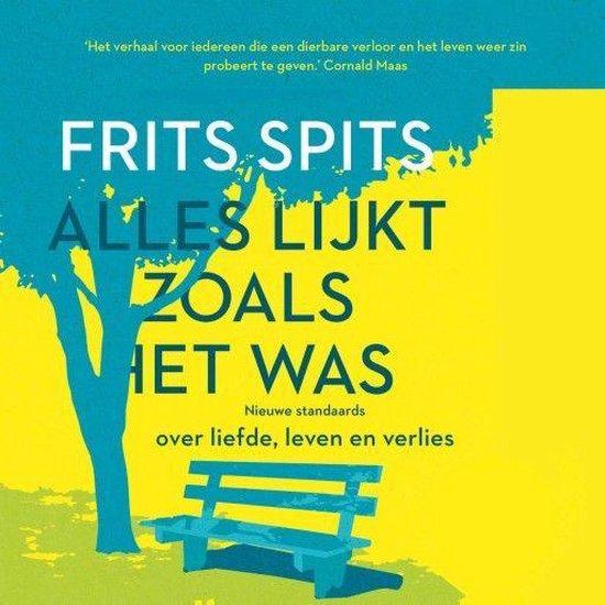 Boek cover Alles lijkt zoals het was van Frits Spits (Onbekend)