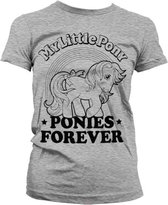 MY LITTLE PONY - T-Shirt Ponies Forever GIRLY (L)
