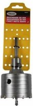 Gatenzaag 80mm Elektra Inbouwdoos SDS+ - Boorzaag voor Steen