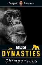 Omslag Penguin Readers Level 3: Dynasties: Chimpanzees (ELT Graded Reader)