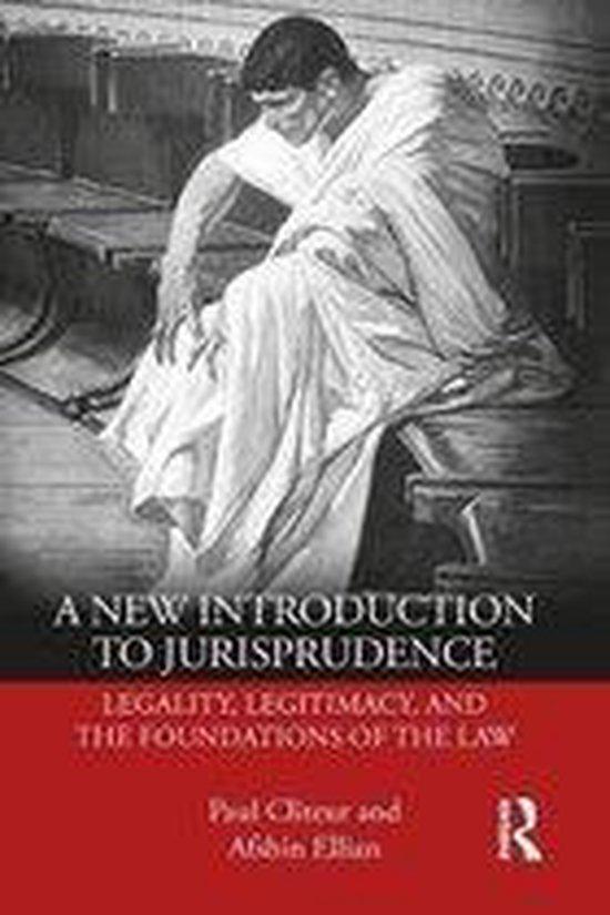 Boek cover A New Introduction to Jurisprudence van Paul Cliteur (Paperback)