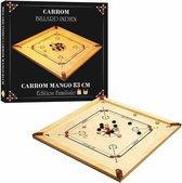 Carrom Mango - 83 cm - Indoor Actiespel