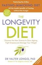 Boek cover The Longevity Diet van Valter Longo (Paperback)