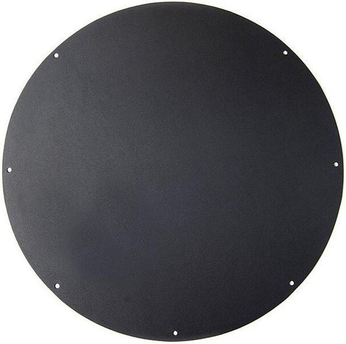 Granboard Reserveonderdeel Rubber Blad 3s Zwart
