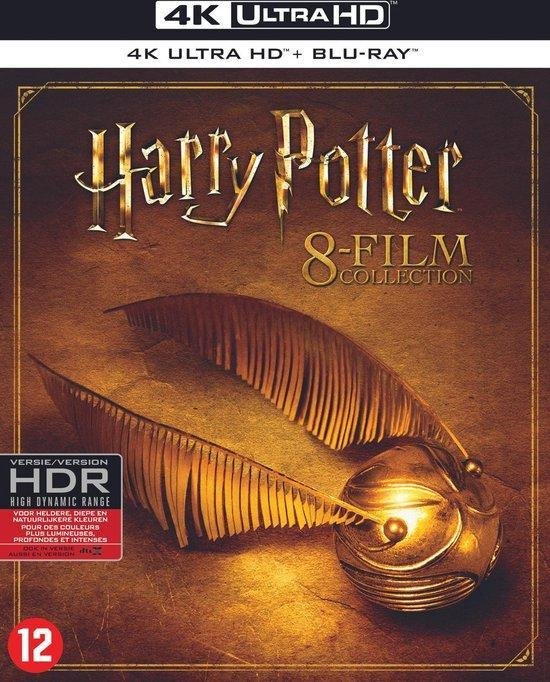 Harry Potter - Complete 8-Film Collection (4K Ultra HD Blu-ray)