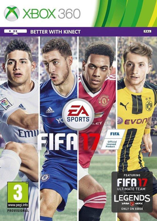 FIFA 17 - Xbox 360 - Electronic Arts