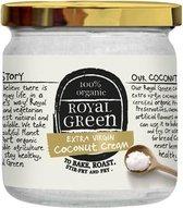 Kokosolie green extra virgin Royal Green - Pot 325 gram - Biologisch