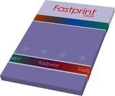 Gekleurd Papier A4 160gr FP Lila 50vel
