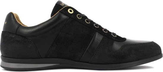 Pantofola d'Oro Asiago Uomo Lage Zwarte Heren Sneaker 42