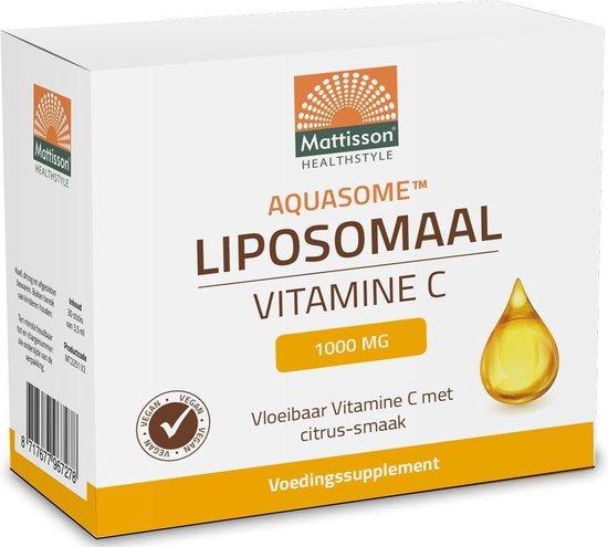 vloeibare vitamine c