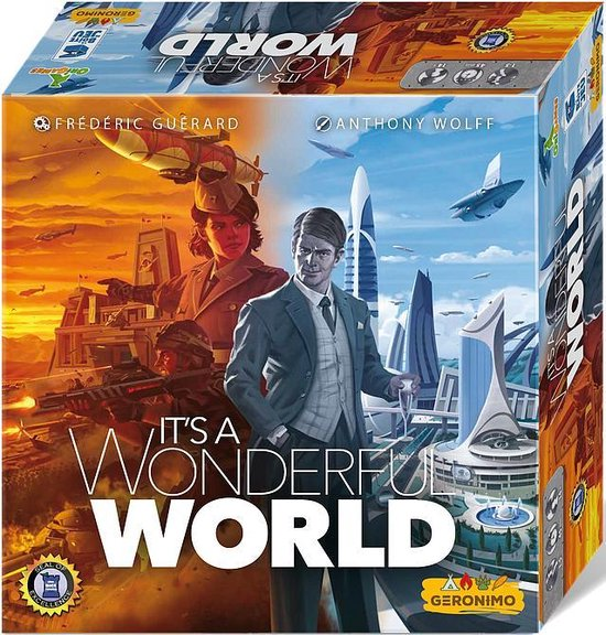 Afbeelding van het spel It's a Wonderful World (NL)