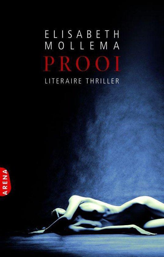 Cover van het boek 'Prooi' van Elisabeth Mollema