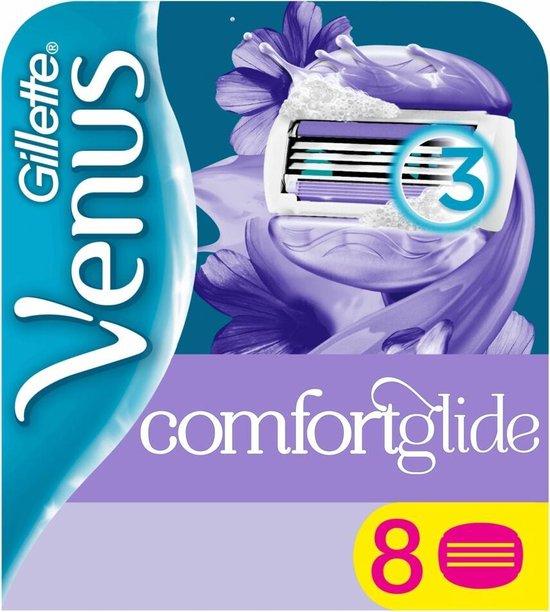 Gillette Venus ComfortGlide Breeze Scheermesjes - 8 stuks