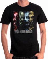 THE WALKING DEAD - T-Shirt Stroked (L)