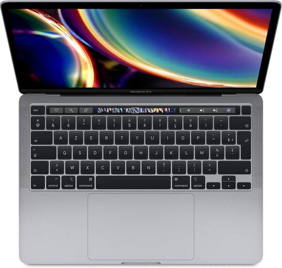 Apple MacBook Pro (2020) - 13.3 inch - Intel Core i5 - 512G GB - Spacegrijs