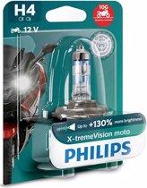 Philips 12342XV+BW Halogeenlamp X-Tremevision Moto H4 60/55 W 12 V