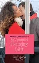 An Unexpected Holiday Gift (The Kingsleys of Texas, Book 2)