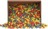 Mozaiek stenen, afm 8-10 mm, 2 kg
