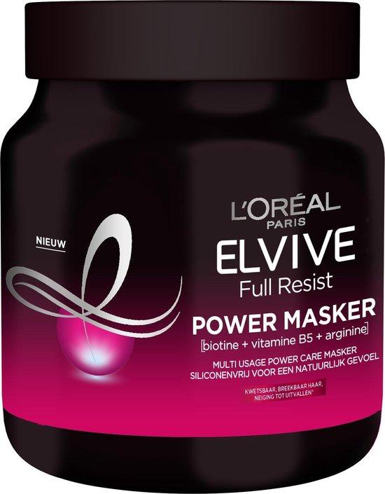 L'Oréal Paris Elvive Full Resist Haarmasker - 680 ml