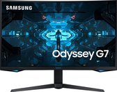 Samsung Odyssey G7 LC27G75T - QLED Curved Gaming Monitor - 27 inch
