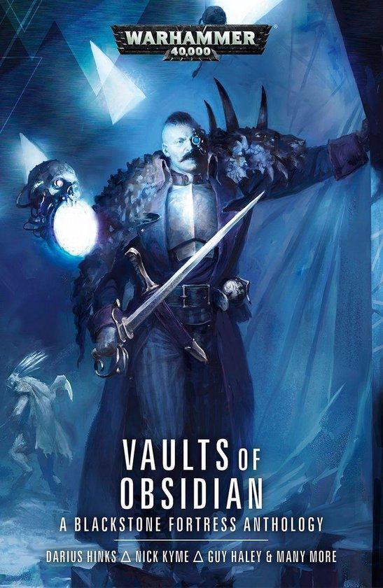 Boek cover Vaults of Obsidian van Darius Hinks (Onbekend)