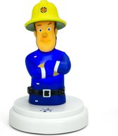 Alecto FIREMAN SAM - Nachtlampje Brandweerman Sam