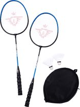 Angel Sports Badmintonset 2 Spelers - In Hoes