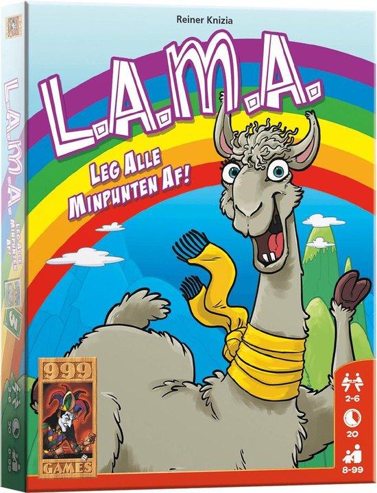 LAMA Kaartspel