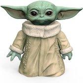 Star Wars The Mandalorian The Child Yoda Hero Series Figuur 16cm - Speelfiguur