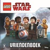 Afbeelding van Lego Star Wars Vriendenboek
