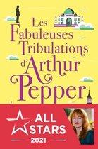 Omslag Les Fabuleuses Tribulations d'Arthur Pepper