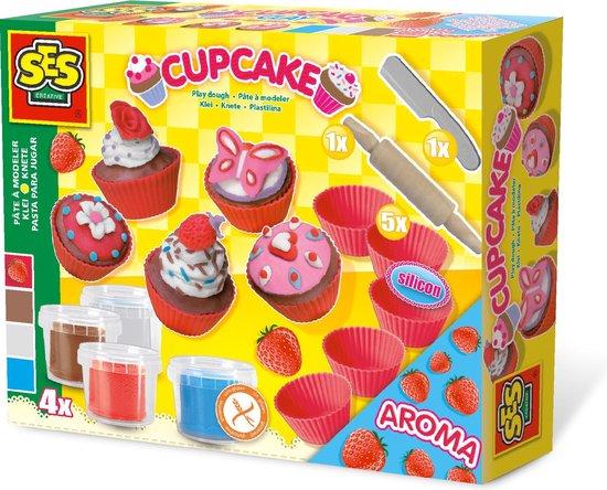 Klei SES SuperDough Cupcakes