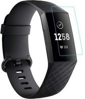 Fitbit Charge 4 screen protector plastic