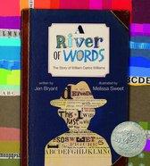Boek cover A River of Words van Jen Bryant