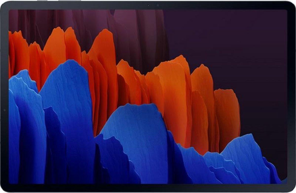 Samsung Galaxy Tab S7+ – 128GB – WiFi + 5G – Zwart