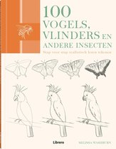 100 vogels, vlinders en andere insecten