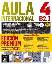 Aula int. - nueva edición 4 Premium Libro del Alumno